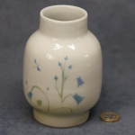 Large Round Vase Harebell