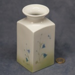 Large Sqaure Vase Harebell
