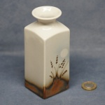 Medium Square Vase Grasses