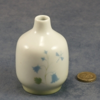 Small Round Bud Vase Harebell
