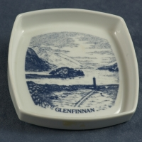 Square Pin Dish Glenfinnan