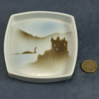 Square Pin Dish Loch Ness