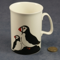 Mug Puffins