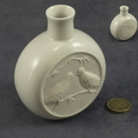 Small Bottle Vase - 10 x 8 x 4