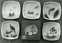 Square Pin Dish Range