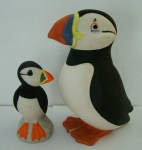 S051 + ? - Puffins