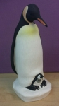 L036 - Large Penguin with Baby