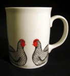 Mug Hens