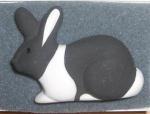 Brooch - Rabbit
