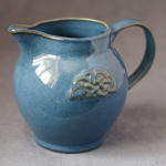 Jug Celtic Blue