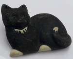 Black Cat Broach