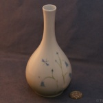 Round Bud Vase Harebell