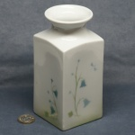 Large Square Vase Harebell