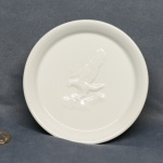 Round Plate Eagle