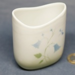 Small Oval Vase Harebell