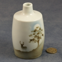 Medium Bud Vase Stag