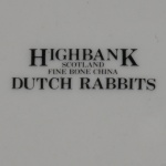Stamp 13 - Dutch Rabbits