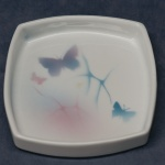 Square Pin Dish Butterflies 2