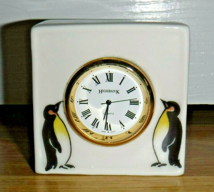 Penguin-Clock