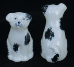 Dalmation Small Glazed