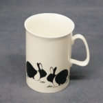 Dutch Rabbits Mug