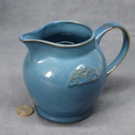 Large Jug Celtic Blue