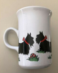 Mug Scottie Dogs