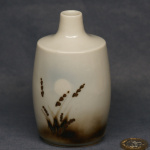 Medium Round Bud Vase Grasses