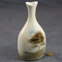 Oval Bud Vase Stag