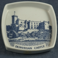 Square Pin Dish Dunvegan Castle