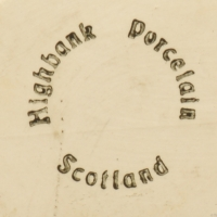 Stamp 8 - Text Circle no Lochgilphead
