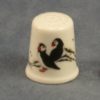 Thimble Puffins