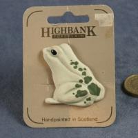 Brooch - Frog