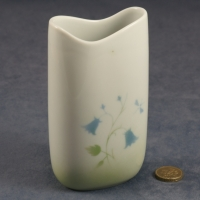 Tall Oval Vase - 13 x 8 x 5