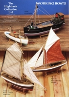 Model Boats Flyer - Working Boats