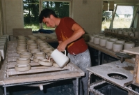 Filling Moulds