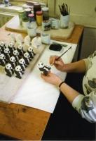 Painting Pandas