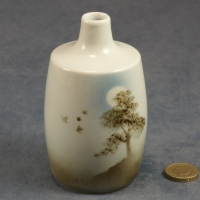 Medium Bud Vase Tree and Birds