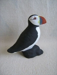 S051 - Small Standing Puffin