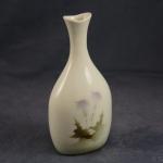 Oval Bud Vase Thistle