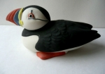 S057 - Small Sitting Puffin