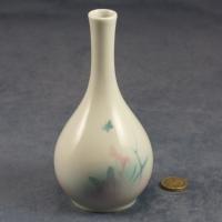 Round Bud Vase Butterflies