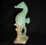 S162 - Medium Seahorse - Green
