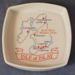 Square Pin Dish Isle of Islay