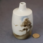 Medium Bud Vase Tree and Bird