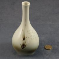 Round Bud Vase Grasses