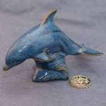 Dolphin Small Blue