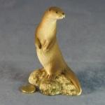 S133 - Standing Otter