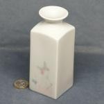 Mediun Square Vase Butterflies 2