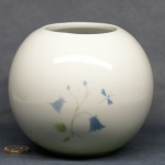 Round Vase Harebell